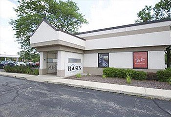 Downers Grove Rosin Eyecare Office