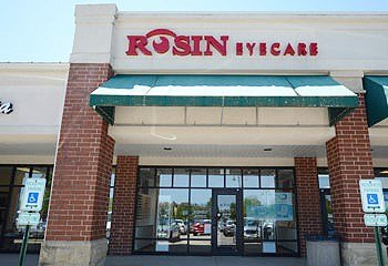Glenview Rosin Eyecare Office