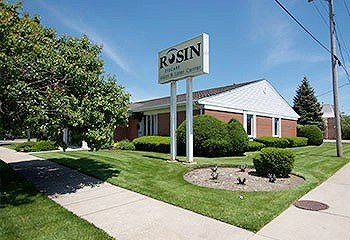 Niles Rosin Eyecare Office