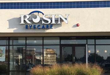 Rosin Eyecare Orland Park