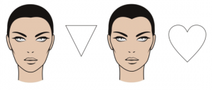 How to Pick Frames for Base-Up TriangleHeart-Shaped Faces ...
