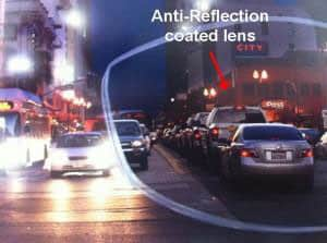 Image result for reaction times with anti glare