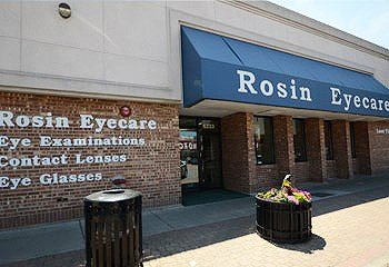 Berwyn Rosin Eyecare Office