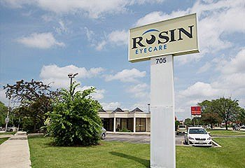 North Naperville Rosin Eyecare Office