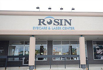 Northbrook Rosin Eyecare Office