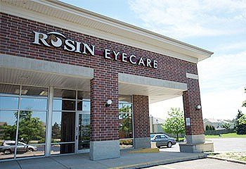 Streamwood Rosin Eyecare Office