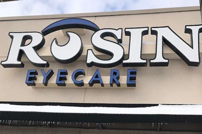 Aurora Rosin Eyecare