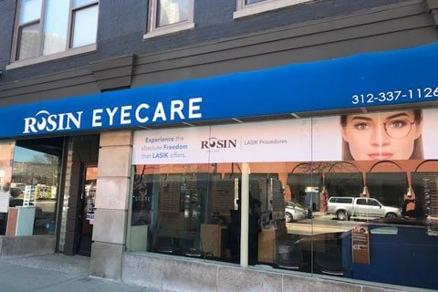 About Rosin Eyecare Old Town Chicago