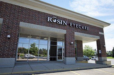 Rosin Eyecare Streamwood Office