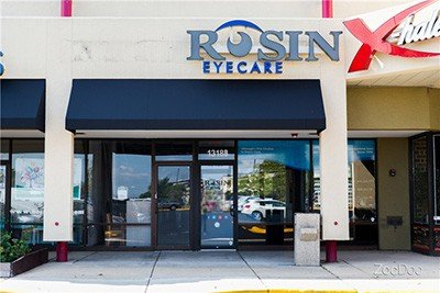 Schaumburg Chicago Rosin Eyecare Office