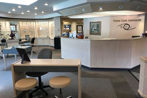 Wheaton VCA Eye Care Center