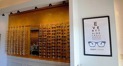 Chicago Rush University Eyeglasses