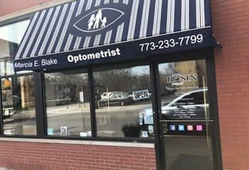 Rosin Eyecare Chicago Beverly Office
