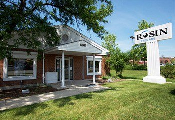 Rosin Eyecare Glen Ellyn Center