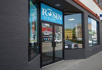 Rosin Eyecare Lincoln Park Office