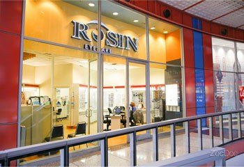 Rosin Eyecare Thompson Center