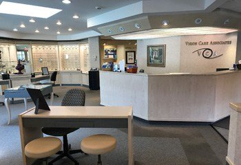 Vision Care Associates Wheaton Office