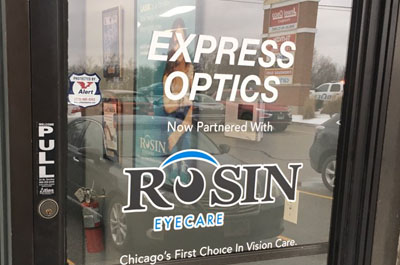 Wheaton - Express Optics Eye Doctor