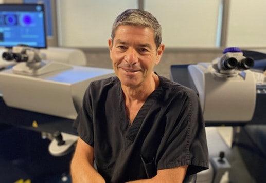 Rosin Eyecare's LASIK Surgeon