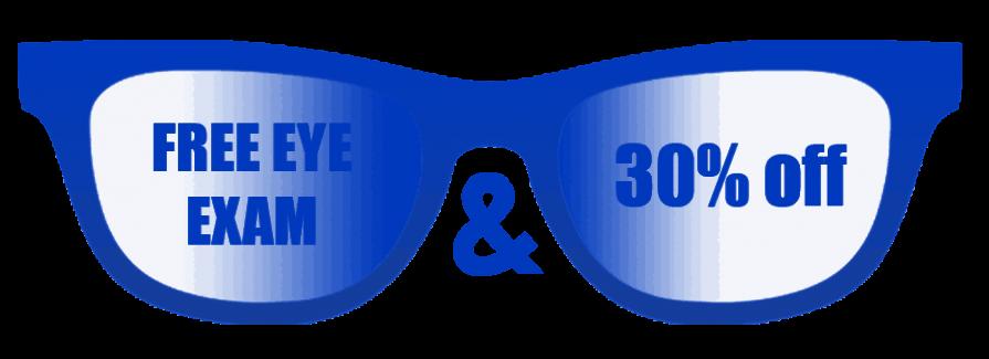 Big Rosin Eyecare Free Eye Exam